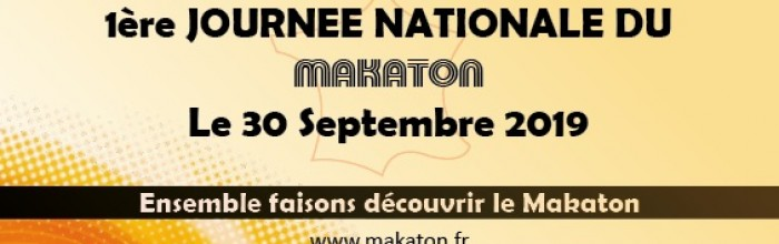 Journée Nationale du Makaton